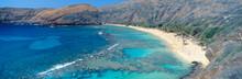 Beach And Haunama Bay, Oahu, H...