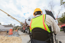 Construction Supervisor In Whe...