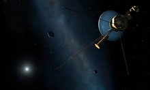 Voyager II Probe Leaves Solar ...