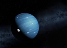 Hypothesised Ninth Planet, Ill...