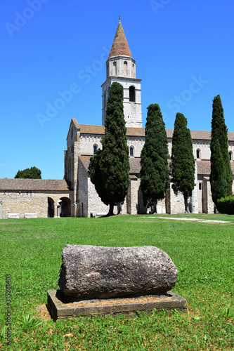 Photo Basilica di Aquileia ft7106_0662 Friuli Venezia Giulia Italia