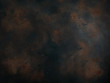 canvas print picture - Rust old heavily worn black concrete texture or background. With place for text and image