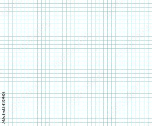 Fotografering graph paper. architect background.  illustration millimeter grid.