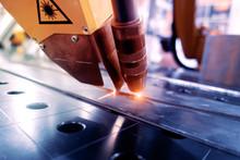 Arc Welding Robot. Example Of ...