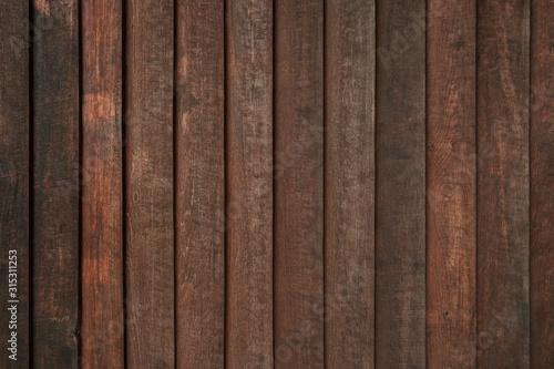Fototapeta Old wood texture background for pattern design artwork. obraz na płótnie