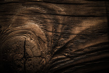 Surface Of Old Textured Wooden...