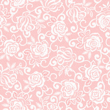 I Made A Seamless Race Pattern With The Rose,