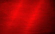 Grunge Red Metal Background