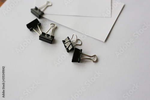 Fényképezés paper fastener clip
