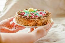 Traditional Kiev(Kyiv) Cake Or...