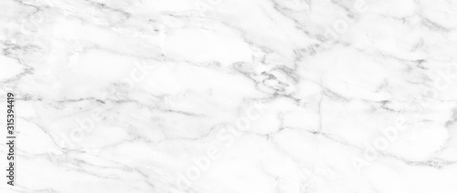 Cuadros en Lienzo Marble granite white background wall surface black pattern graphic abstract light elegant black for do floor ceramic counter texture stone slab smooth tile gray silver natural for interior decoration