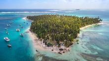 Aerial View Of The San Blas Is...