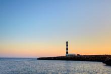 Cap D'Artrutx Lighthouse, Loca...
