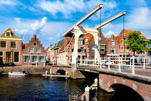 Historic Old Town Of Alkmaar, ...