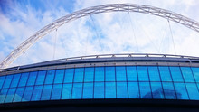 Wembley Stadium Exterior