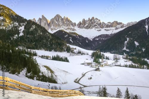 The Dolomites Wallpaper Mural