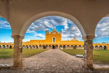 Izamal Convent Arch