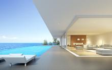 Perspective Of Modern Luxury B...