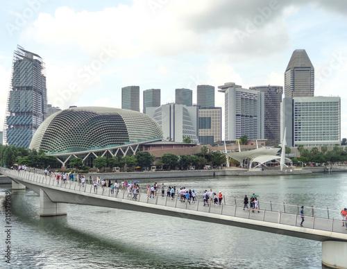 Esplanade Theatres in Singapore