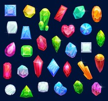 Gemstones, Gem Jewels, Diamond...