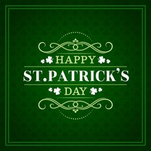Happy St Patrick Day, Irish Ce...