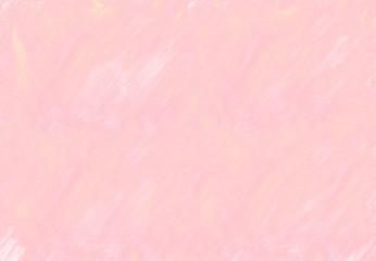 ピンク色の水彩絵の具塗った色斑テクスチャ