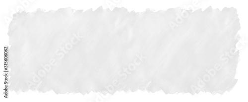 Obraz グレー色の水彩絵の具塗った色斑テクスチャ - fototapety do salonu