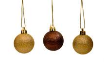 3 Christmas Tree Bauble Decora...