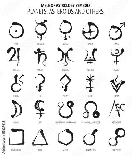 Fotografie, Obraz Symbols
