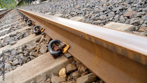 Fotografia 鉄道, レール, 線路, 仙山線, 電車