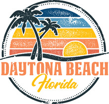 Daytona Beach Florida Spring Break Design