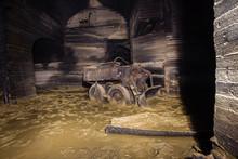 Underground Gold Mine Shaft Loading Mechine Eimco