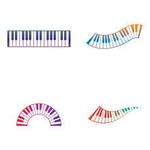 Keyboard Piano Vector Musical ...