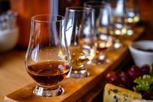 Scotch Whisky, Tasting Glasses...
