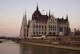 Fototapeta Londyn - Budapeszt Parlament