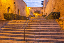 Palma De Mallorca - The Walls ...