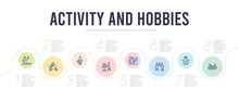 Activity And Hobbies Concept I...