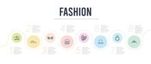 Fashion Concept Infographic De...