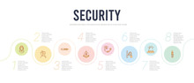 Security Concept Infographic D...