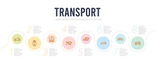 Transport Concept Infographic ...