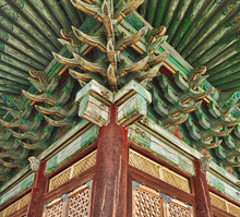 한국의 전통 궁전 창경...
