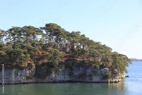 Photo 日本三景のひとつ「松島」の風景(宮城県)
