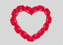 Happy Valentines Day Red Roses...