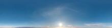 Seamless Clear Blue Sky Hdri P...