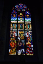 Stained Glass Windows In The Catholic Church