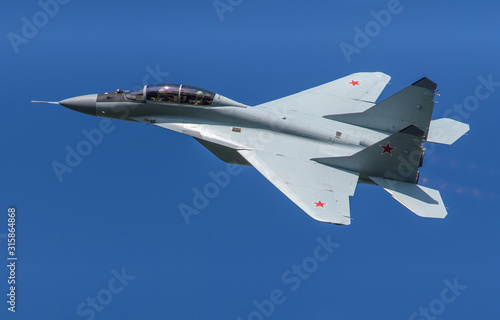 Photo Russian Multirole Jet Fighter MiG-35