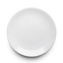 Simple Circular Porcelain Plat...