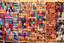 Moroccan Market (souk) In The ...