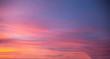 Leinwandbild Motiv Golden hour, sunset