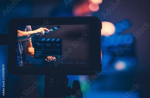 Photo Film Production Monitor